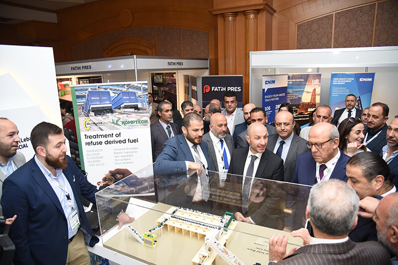 Waste Management Expo in Lebanon